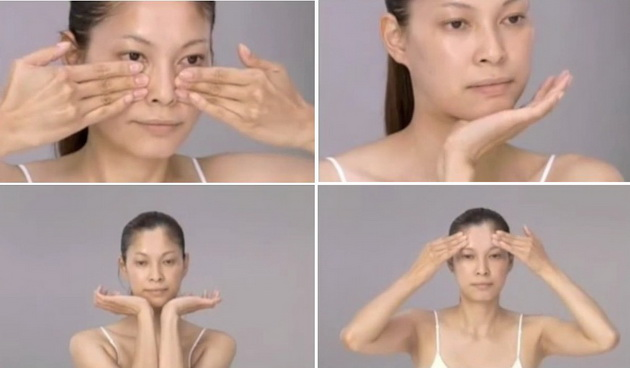 Face-Self Massage That Will Make You Look At Least 10 Years Younger, And It Doesn't Cost A Penny (VIDEO)