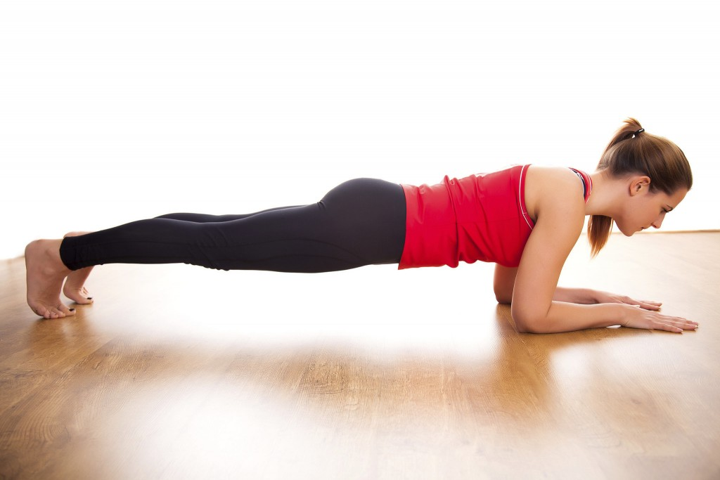 5 Benefits of Doing Planks