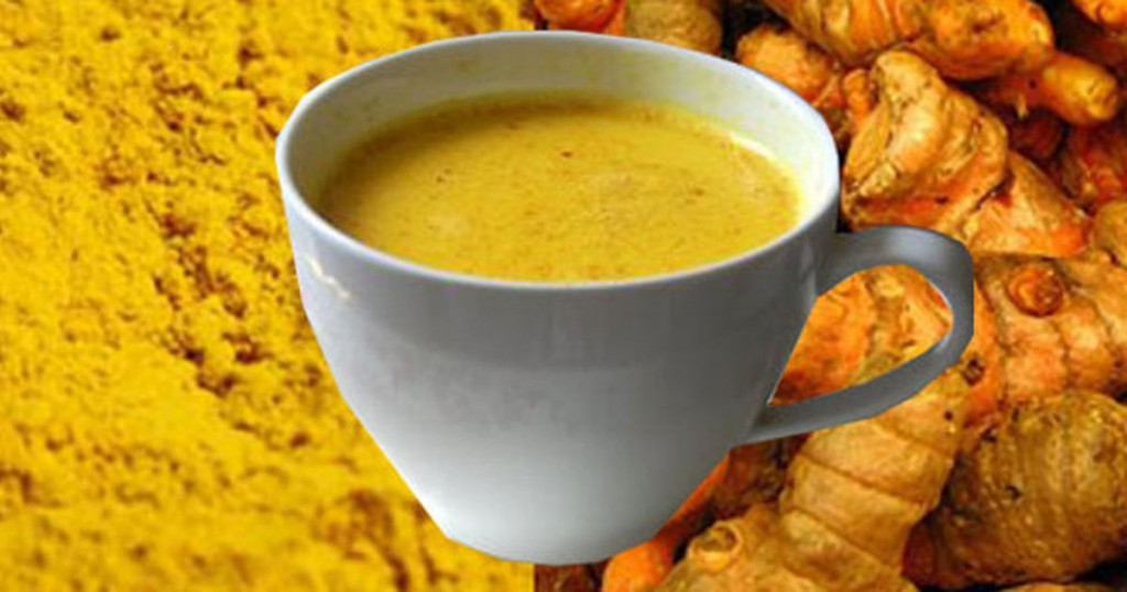 Drink One Cup Of Turmeric Golden Milk Before Bed And Something Amazing Will Happen To Your Body - Find Out What!