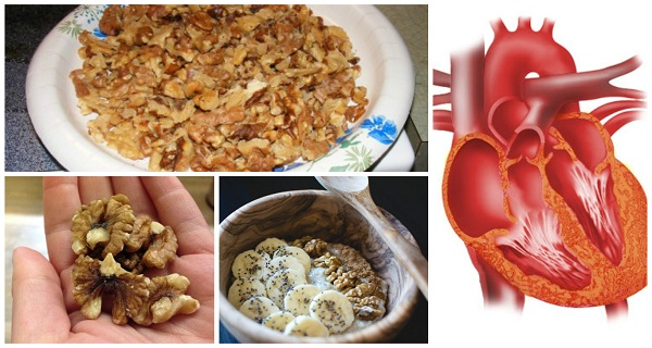 Eat a Handful of Walnuts And Wait 4 Hours - You Will be Amazed by the Results!
