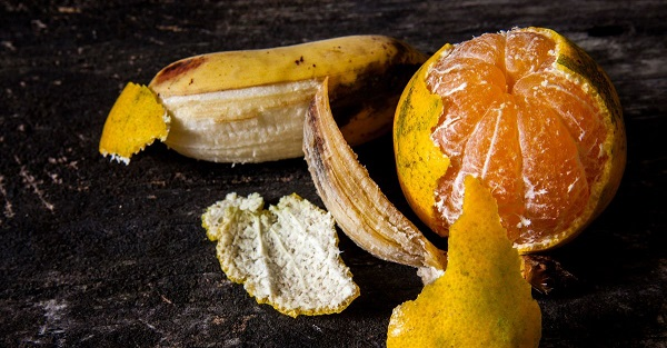 The Amazing Home Uses Of Orange And Banana Peels