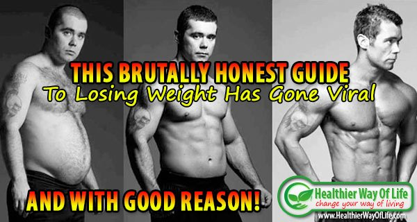 This Brutally Honest Guide To Losing Weight Has Gone Viral - And With Good Reason!