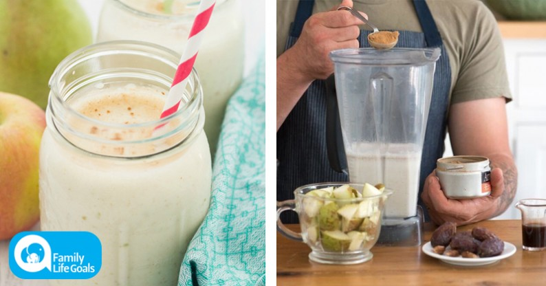 pear smoothie for diabetes