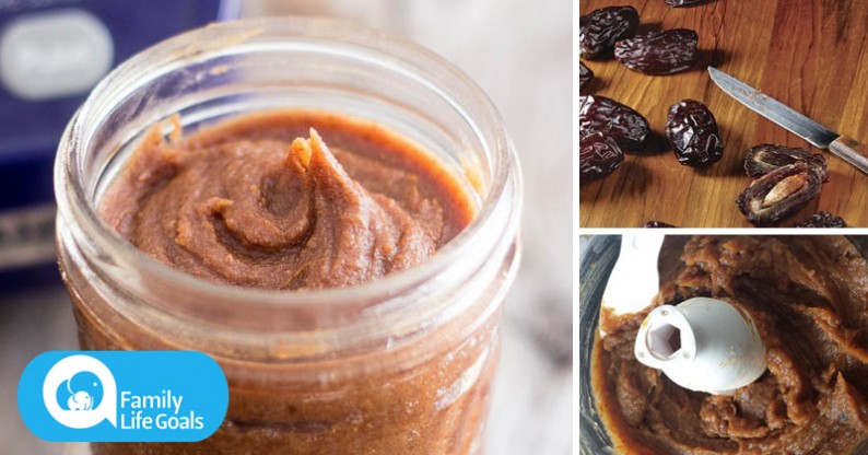 healthy date paste recipe