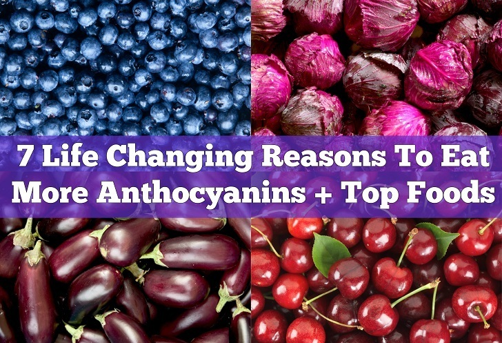 7 Life Changing Reasons To Eat More Anthocyanins + Top Foods