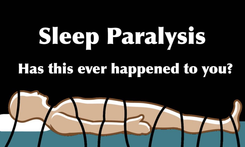 If You've Ever Woken Up At Night Unable To Move, Here's What It Means…